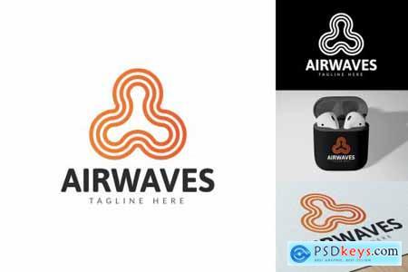 Airwaves Logo - Creative