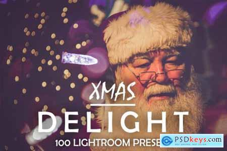 XmasDelight - 100 Lightroom Presets 4346734