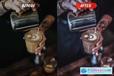 Mobile Lightroom Presets - Coffee 4316503