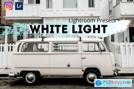 White Lightroom Presets XMP DNG 4342404