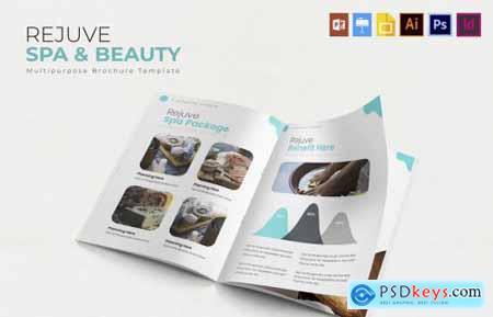 Redjuve Spa and Beauty - Proposal