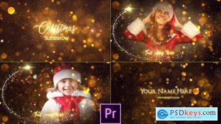 Videohive Christmas Slideshow Premiere Pro 25194044