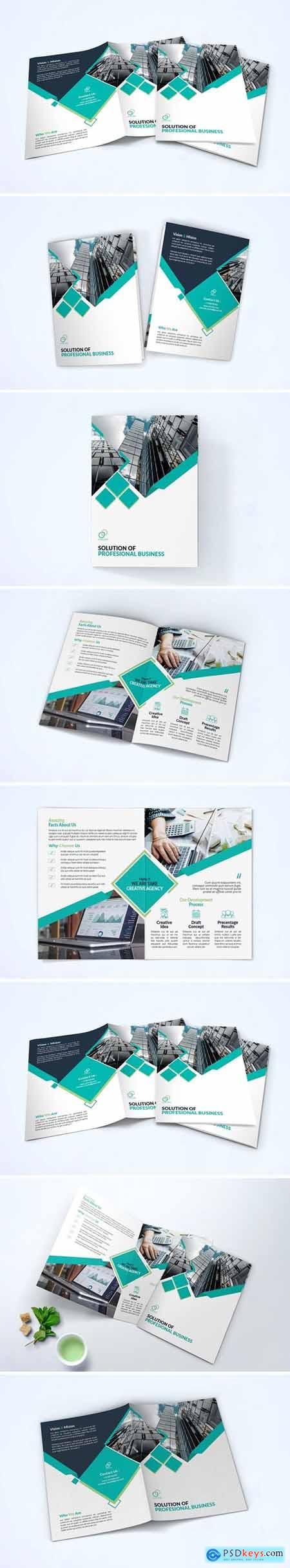 Bifold Brochure BRUXQJA