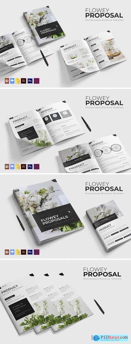 Flowey - Proposal Template