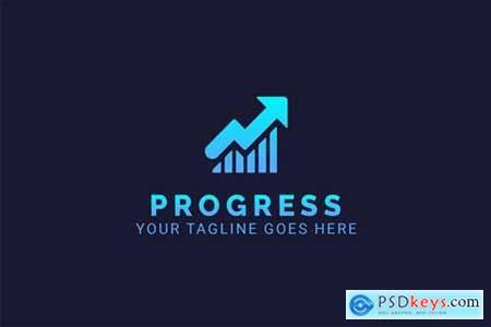 Progress - Creative Logo Template