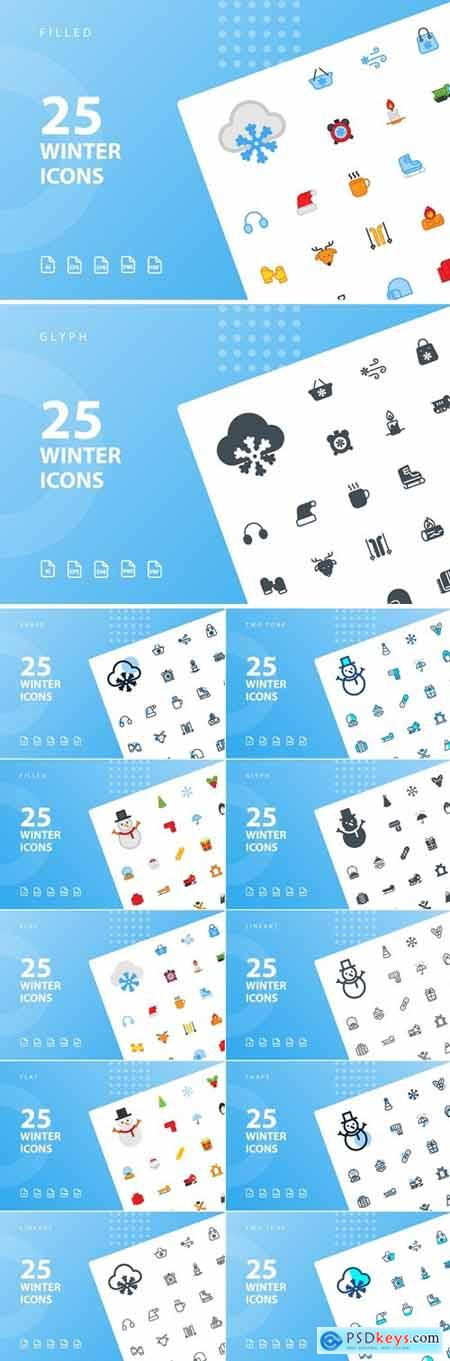 Icon Bundle 45