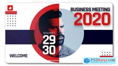 Videohive Business Meeting 2020 Promo Maker 25199806