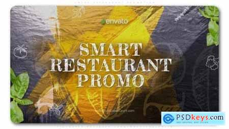 Videohive Smart Restaurant Promotion 25199821