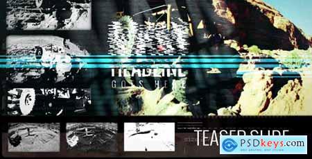 Videohive Teaser Slide 7745614