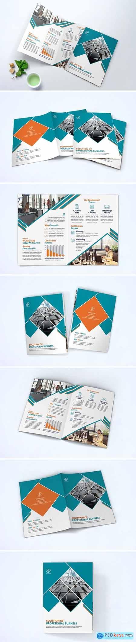 Bifold Brochure 6FZP7M7