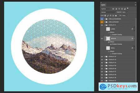 Geometric Overlay Effects 4359954