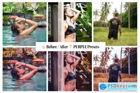 Balifornia Presets - Purple 4338790