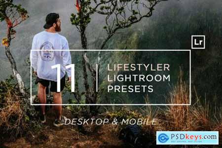 11 Lifestyler Lightroom Presets + Mobile