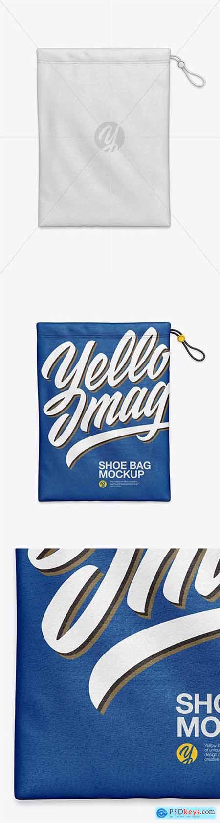 Shoe Bag Mockup 23574