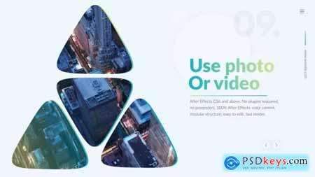 Videohive Corporate Presentation 22697609