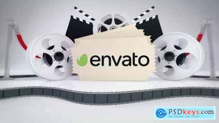 Videohive Movie Logo Reveal 22989465