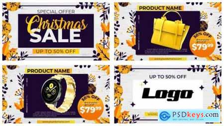 Videohive Christmas SALE 25230564