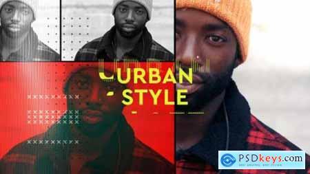 Videohive Hip-Hop Urban Opener 23689494
