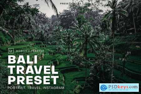 Bali Travel Lightroom Presets 4102816