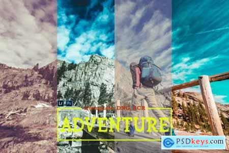 Adventure LR, ACR and DNG Presets 4163232
