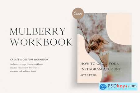 Mulberry Workbook CANVA 4360040