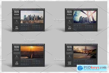 Desk Calendar 2020 V24 4363215