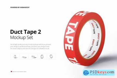 Duct Tape Mock-up 2