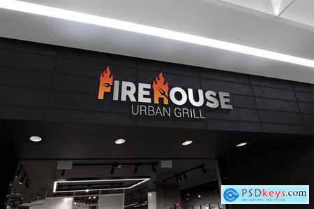 Fire Grill Alphabet