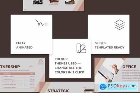 Legal Services PowerPoint Presentation Template