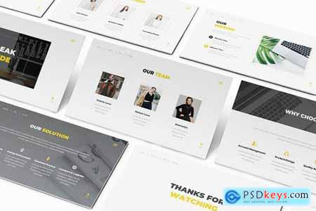 Pitchdeck Powerpoint Google Slides and Keynote Templates