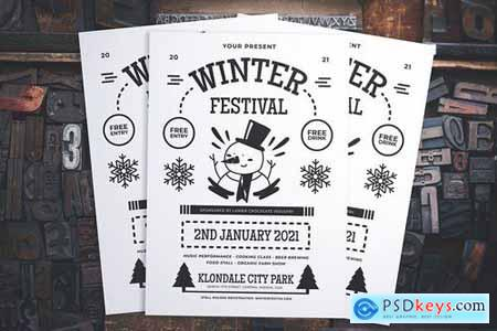 Winter Fest Flyer