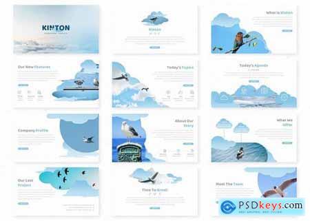 Kinton - Powerpoint Google Slides and Keynote Templates