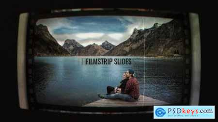 Videohive Filmstrip Slides 22368641