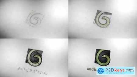 Videohive Sketch Logo Reveal 24671230