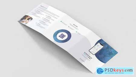 Brochure – Creative App Tri-Fold Square