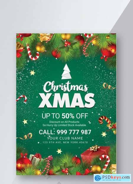Christmas Flyer 2020