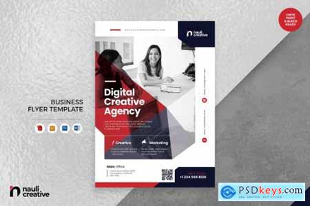 Corporate Business Flyer225