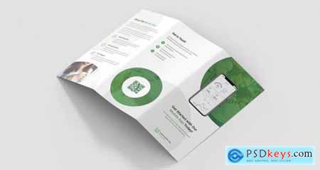 Brochure – Creative App Tri-Fold