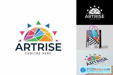 Artrise - Logo Template