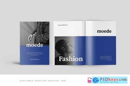 Moede Fashion Lookbook Catalogue