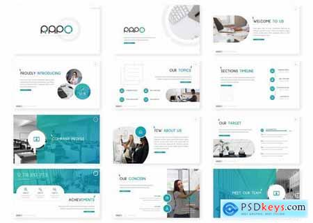 Rapo - Business Powerpoint Template