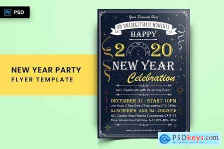 New Year Party Flyer-04