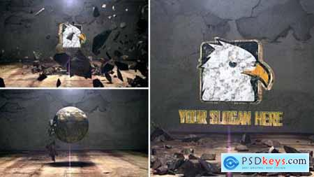 Videohive The Spherical Rock Logo 5816063
