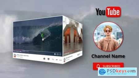 Videohive Youtube Promo 20944839