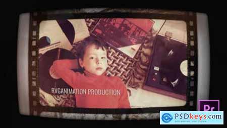 Videohive Filmstrip Slides 21491173