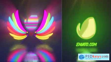 Videohive LED Lights Wings 24520111