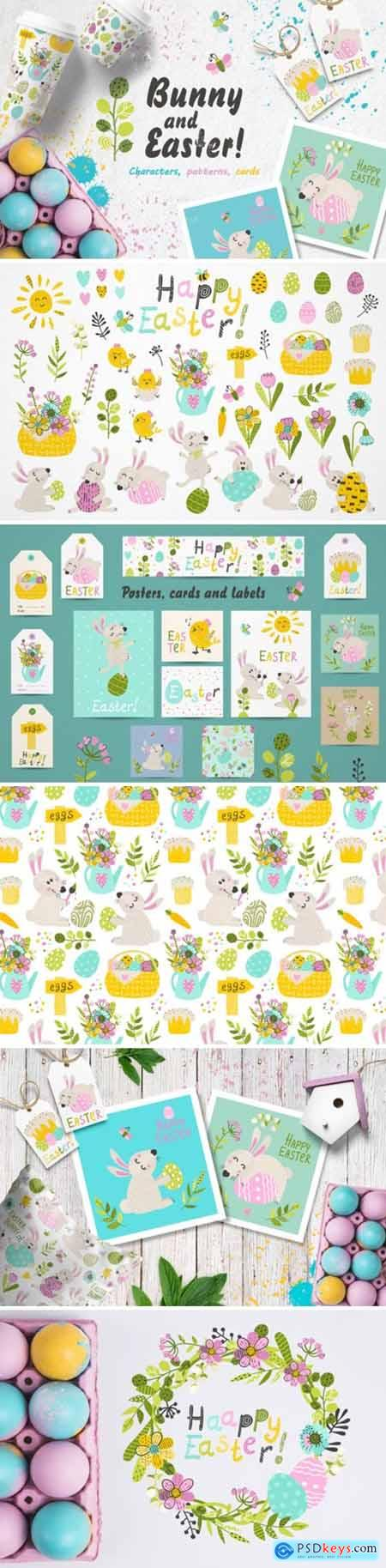 Bunny and Easter! 2196473