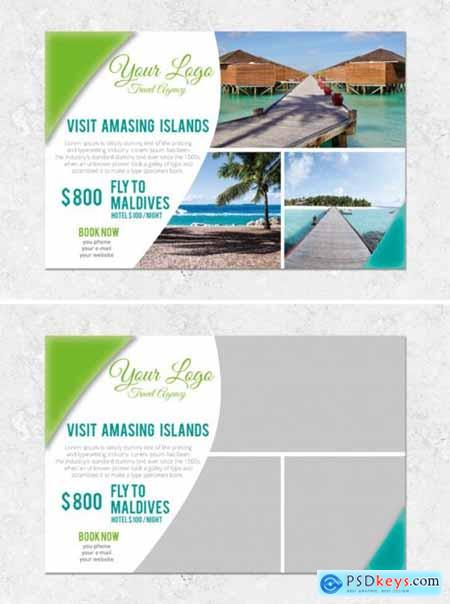 Travel Agency Flyer 2194859