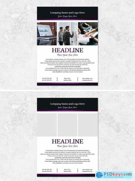 Business Flyer Template 2194851