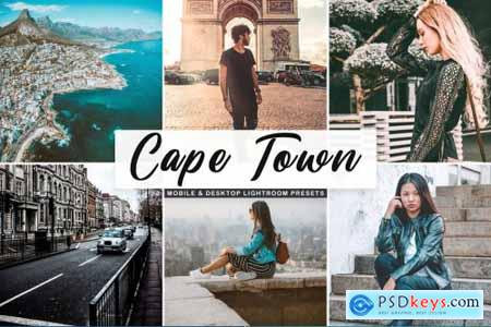 Cape Town Lightroom Presets 4372808